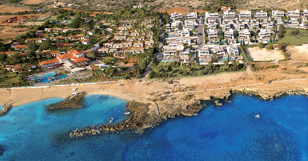 seaview developments villas cyprus